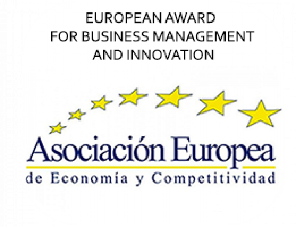 m-Solution receives the European award for business management and innovation